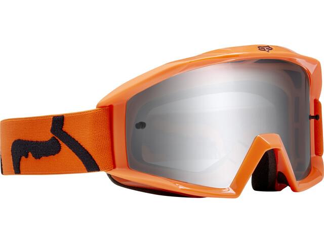 Fox Main Race Goggles orange